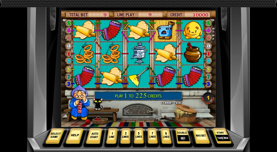 Игра автомат игра денег